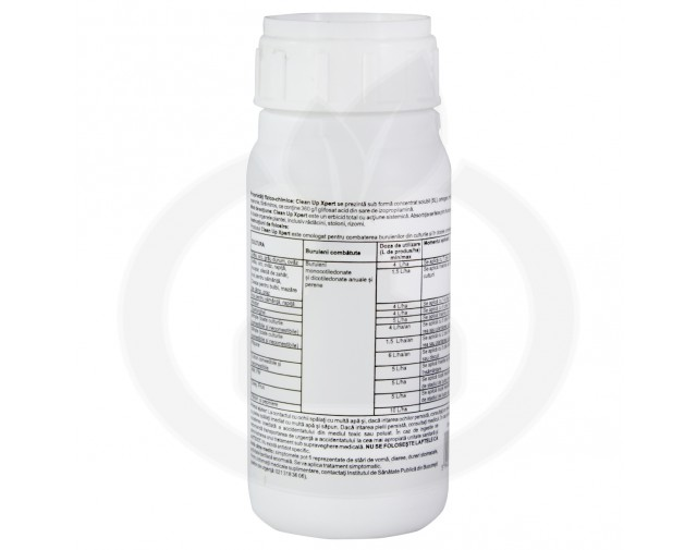 nufarm erbicid clean up xpert 100 ml - 4
