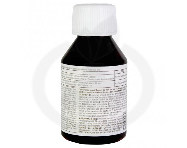 nufarm erbicid dicopur d 100 ml - 3
