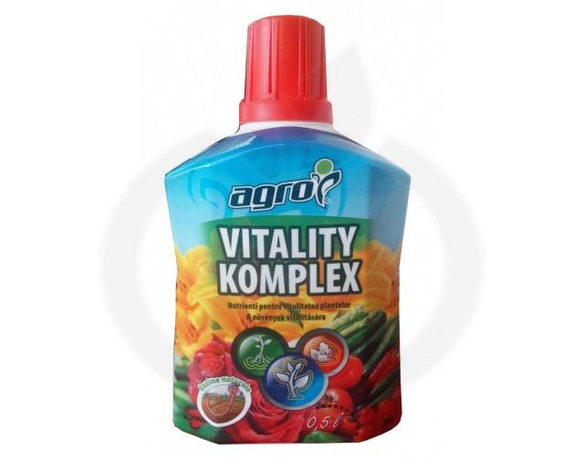 agro cs ingrasamant vitality komplex 500 ml - 2