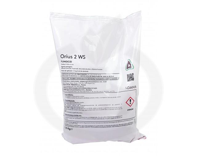 adama tratament seminte orius 2 ws 1.5 kg - 3