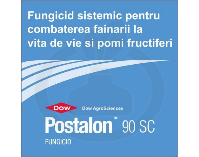 dow agro sciences fungicid postalon 90 sc 1 litru - 2