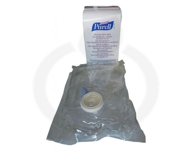 gojo dezinfectant antiseptic purell nxt 62% - 3