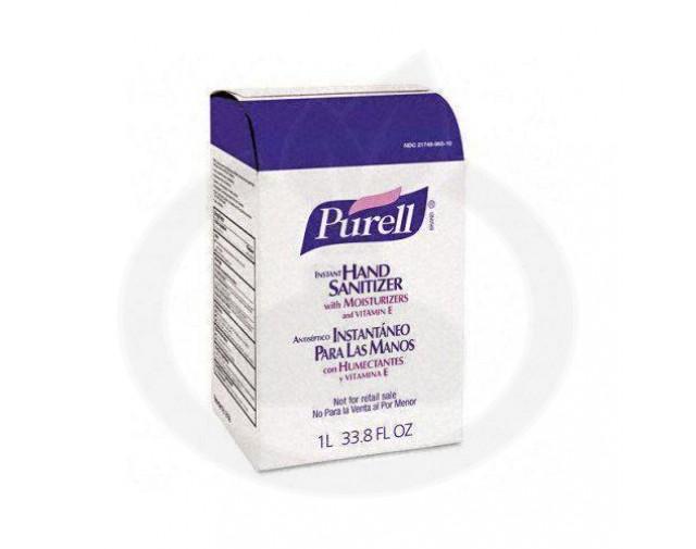 gojo dezinfectant antiseptic purell nxt 62% - 2