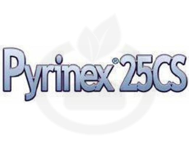 adama insecticid agro pyrinex 25 cs 1 litru - 2