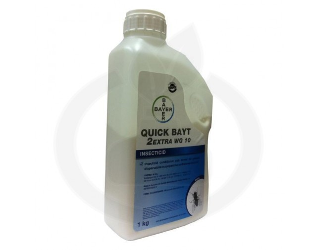 bayer insecticid quick bayt 2extra wg 10 1 kg - 1
