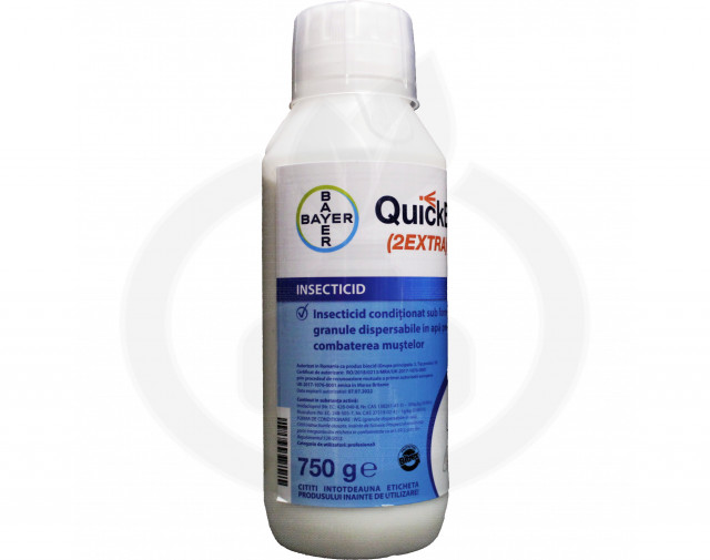 bayer insecticid quick bayt 2extra wg 10 750 g - 6