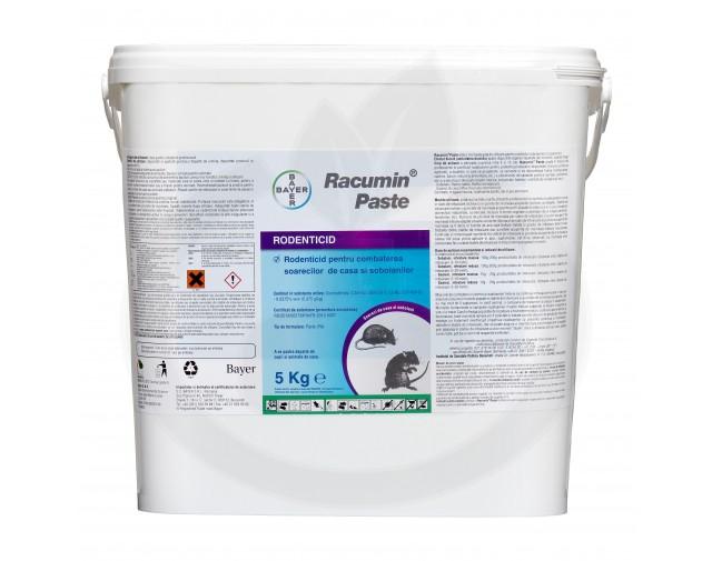 bayer rodenticid racumin paste 5 kg - 5