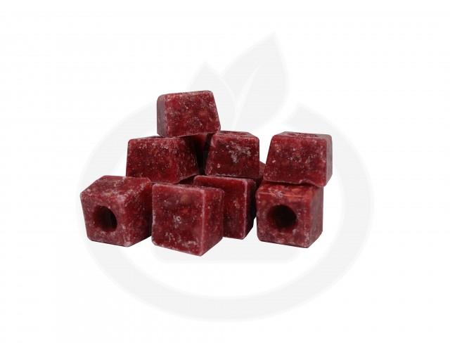 pelgar rodenticid rodex wax block 10 kg - 2