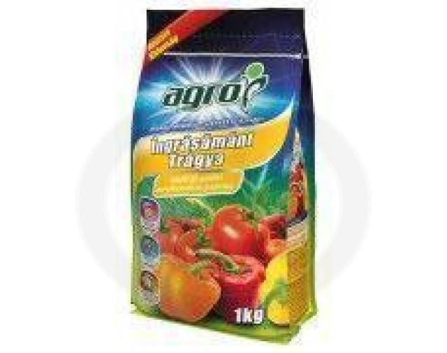 agro cs ingrasamant organo mineral rosii ardei 1 kg - 2
