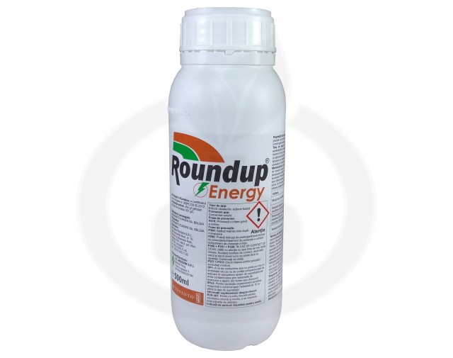 monsanto erbicid total roundup energy 500 ml - 2