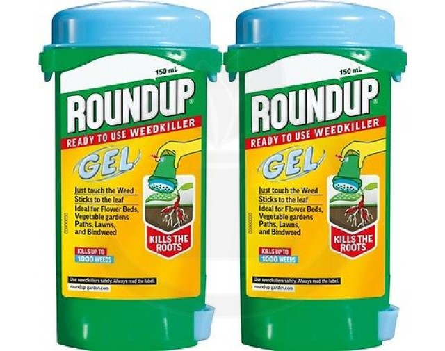 monsanto erbicid total roundup gel 150 ml - 3