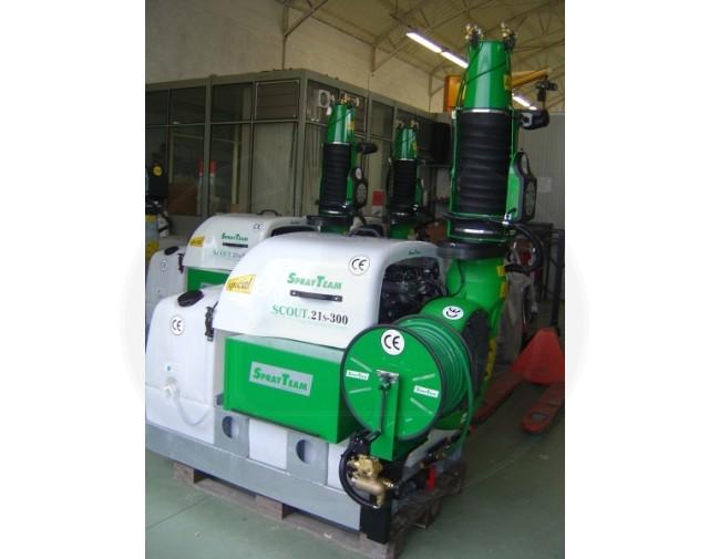 spray team aparatura ddd ulv generator scout 21s 300 - 3