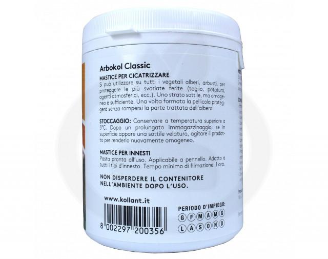 kollant mastic arbokol altoire cicatrizare 500 g - 2