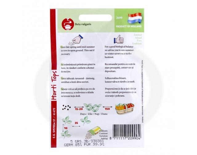 sfecla rosie cylindra 5 g - 3