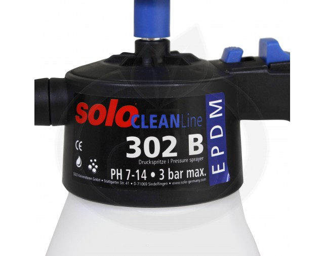 solo aparatura pulverizator 302 b cleaner - 2