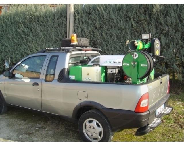 spray team aparatura ulv generator elite - 5