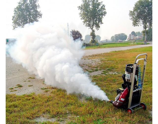 spray team aparatura ddd foggy st 75 - 4