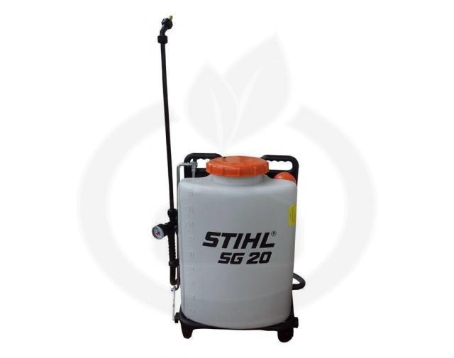 stihl aparatura pulverizator sg 20 - 3