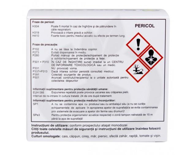 syngenta fungicid score 250 ec 2 ml - 6