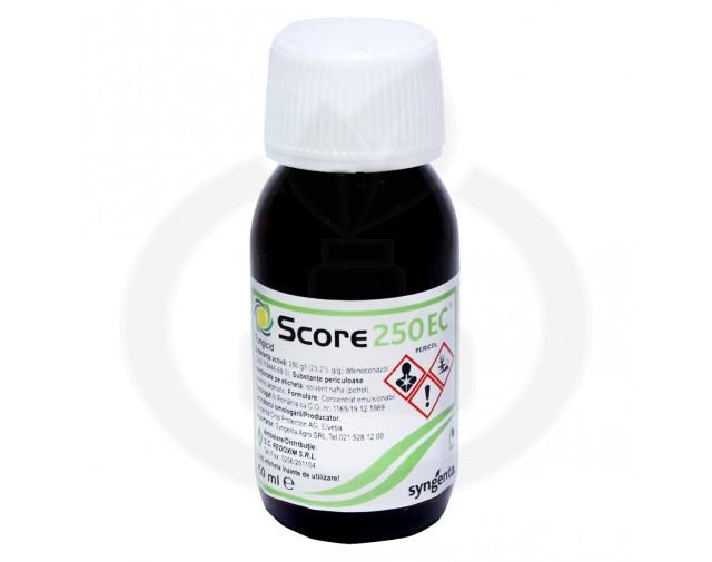 syngenta fungicid score 250 ec 50 ml - 2