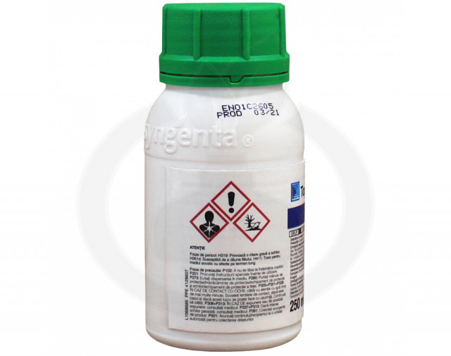 syngenta fungicid topas 100 ec 250 ml - 4