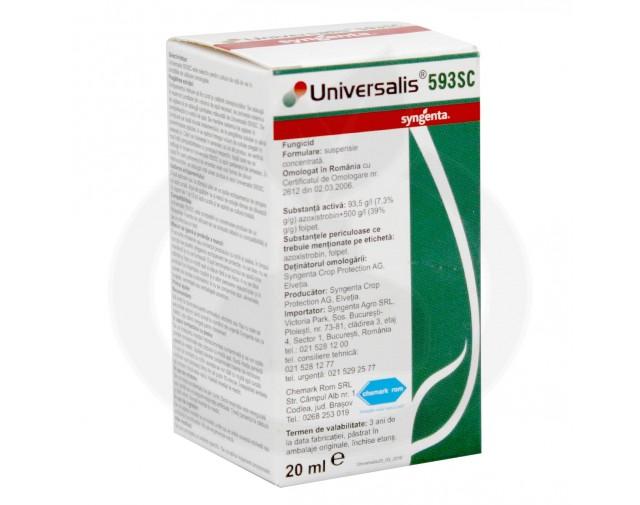 syngenta fungicid universalis 593 sc 20 ml - 3
