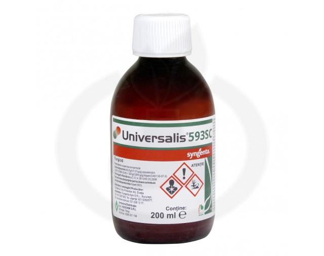 syngenta fungicid universalis 593 sc 200 ml - 2