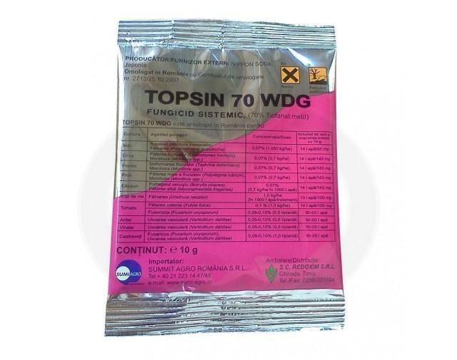 nippon soda fungicid topsin 70 wdg 10 g - 2