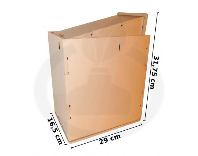 bird barrier capcana trap door capcana vrabii 1 modul audio - 3