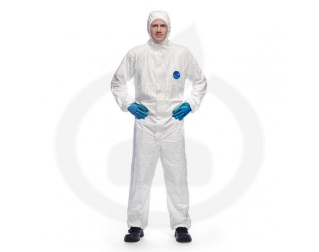dupont protectie combinezon antichimic tip 4 5 6 tyvek chf5 l - 3