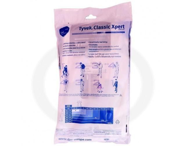 dupont protectie combinezon antichimic tip 4 5 6 tyvek chf5 m1 - 1