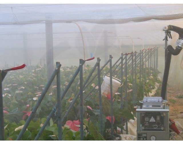 igeba aparatura ulv generator u 40 hd e - 5