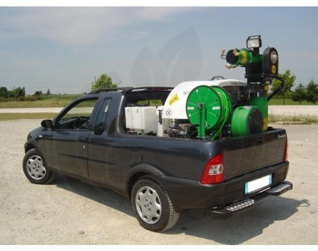 spray team aparatura ddd ulv generator scout 21s 300 - 5