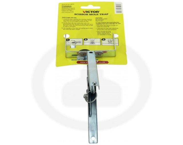 woodstream capcana victor scissor mole trap cartite - 4