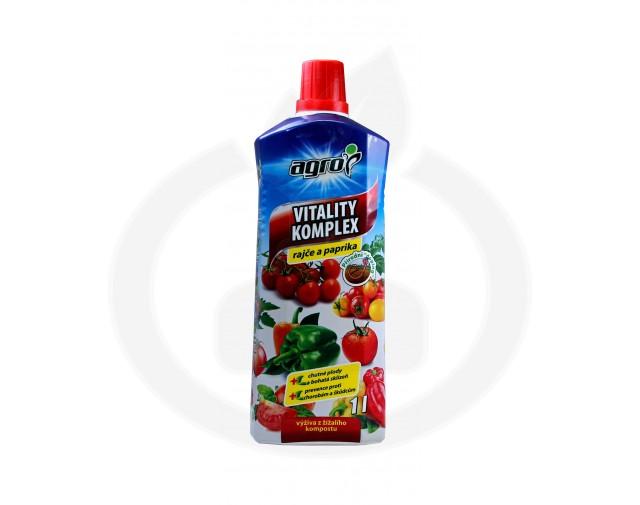 agro cs ingrasamant vitality komplex rosii ardei 1 litru - 2