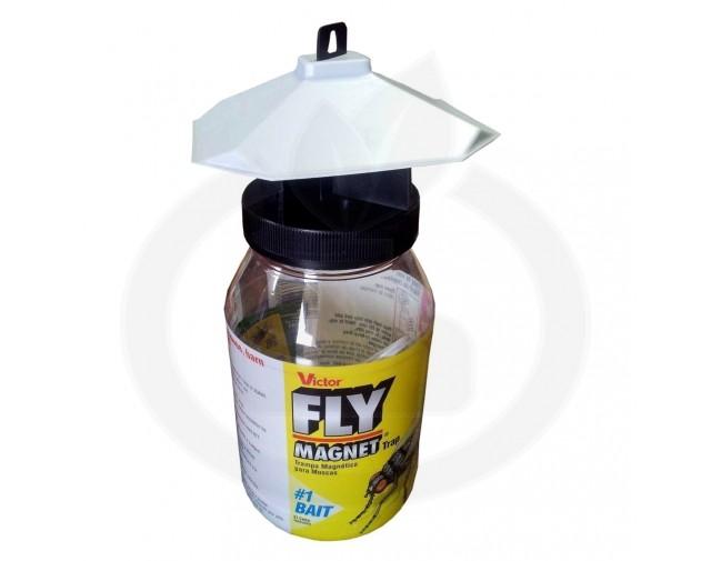 woodstream capcana victor fly magnet 1 litru muste 1 buc - 2