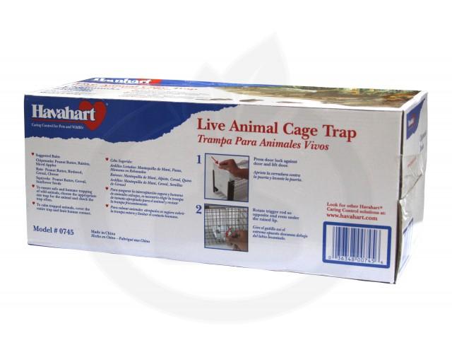 woodstream capcana havahart 0745 animale 1 intrare - 7