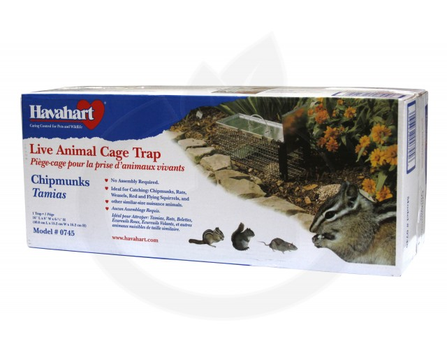 woodstream capcana havahart 0745 animale 1 intrare - 6
