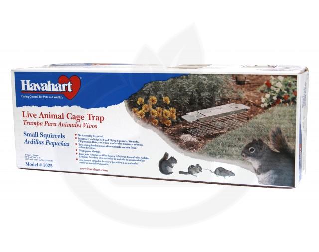 woodstream capcana havahart 1025 animale 2 intrari - 3