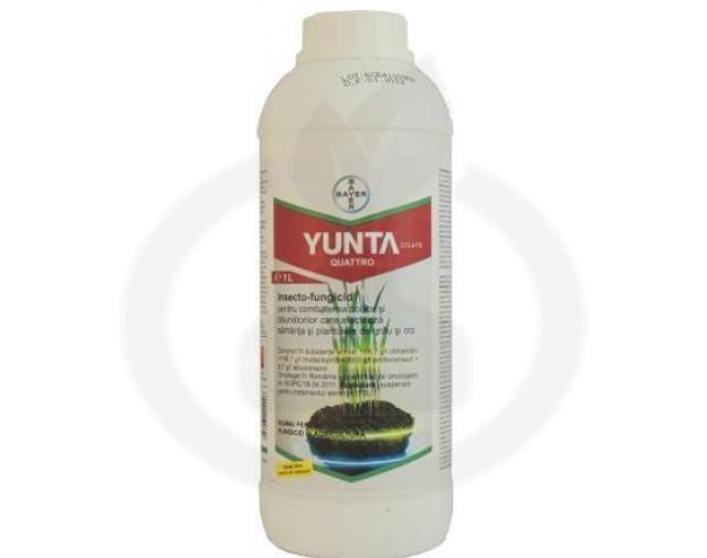 bayer tratament seminte yunta quattro 373.4 fs 5 litri - 2