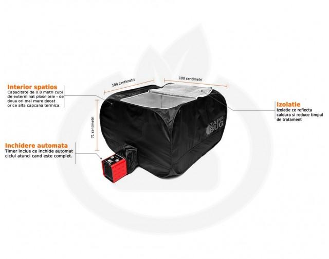 zappbug aparatura geanta termica zappbug oven 2 - 9